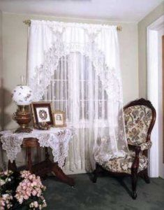 Victorian Curtains Country Style Lodge And Traditional Lace