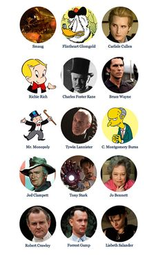 Love the Forbes Fictional 15.