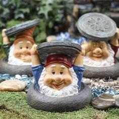 Garden Gnome #fairygarden