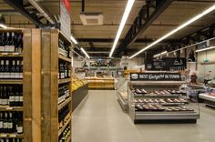 Marqt supermarket by Standard Studio, Amsterdam – Netherlands » Retail Design Blog