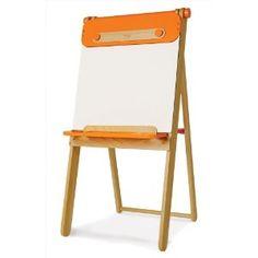 #9: P'kolino Furniture Art Easel, Orange