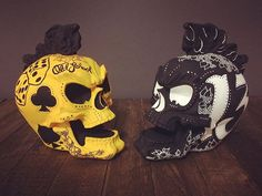 Old School #skull #skulls #skullart #oldschool #oldschooltattoo #old #barbershop #barber #dark #instagood #art #artistic #artist #drawing #posca #decoration #decorations #mexicanskull #sugarskull #13  #dice #caveira #caveiramexicana #calavera #fineart #mywork