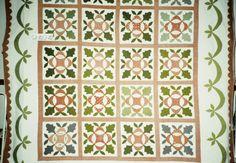 1845 - 47. Names: Christopher & Proud, NJ Project & the Quilt Index.