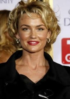 Groovy For Women Curly Hair And Short Hairstyles On Pinterest Hairstyle Inspiration Daily Dogsangcom