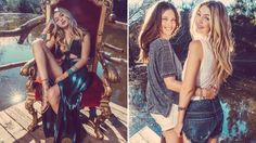 Don't you just love it when two SI Swimsuit models collaborate outside of our annual issue? We sure do! So when we came across these gorgeous shots from Rosa Cha's winter 2015 campaign on Instagram,...