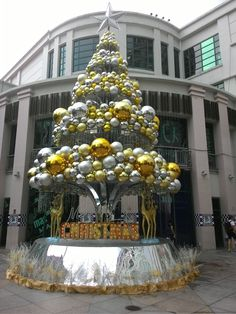 Bugis Junction-X'mas Tree 2015