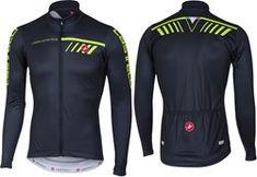 Castelli Velocissimo 2 FZ Long Sleeve Cycling Jersey AW17
