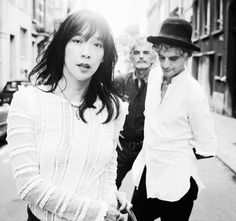 The blonde redhead situation