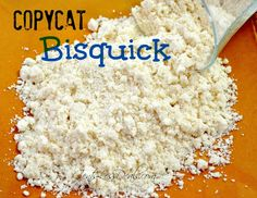 copycat bisquick recipe, super fast and easy and better than Bisquick!