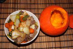 Le Danhobak Jjim (단호박찜) (Potimarron)Ce plat est souvent préparé en Automne et il est très populaire. Il est bon pour les personnes qui souffrent de diabète, mais aussi pour les personnes qui font un régime. C'est un plat sucré-salé. On peut aussi le faire sous forme de soupe. Il existe aussi une recette traditionnelle avec…