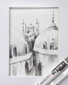 Sketch by Artist Kristina Gavrilova @xtina_gavrilova_art in Instagram ✍ Istanbul #micron #art #painting #watercolor #watercolour #sketch #paint #drawing #sketching #sketchbook #travelbook #archisketcher #sketchaday #sketchwalker #sketchcollector #traveldiary #topcreator #usk #urbansketch #urbansketchers #скетч #скетчинг #pleinair #aquarelle #watercolorsketch #usk #architecture #painting #illustration #istanbul