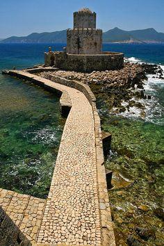 Castle of Methoni, Peloponnese, Greece
