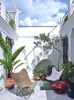 20 idées déco pour terrasses et balcons par Kutch et Couture