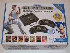 64 Best Sega Genesis images in 2017 | Sega genesis, Videogames, Consoles