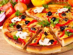 imagens de queijo, papéis de parede pizza, tomates, cogumelos vetor fotos, peças de fundos, imagens de salsa, material páprica