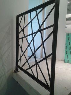 Ideas For Front Door Design Garage Handrail Design, Escalier Design, Door Makeover, Window Grill Design, Patio Design, Front Door Design, Front Door Makeover, Stair Railing Design, Deck Colors