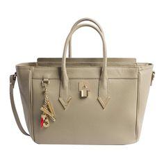 Leather Bag   V73