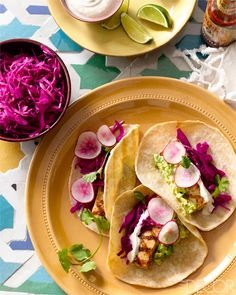 Daniel Boulud's fish taco recipe