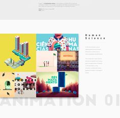 ENEM 2015 - animations on Behance