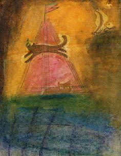 pink sail