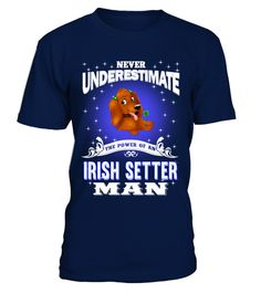 """# Irish Setter Dog Lover .  Special Offer, not available in shopsComes in a variety of styles and coloursBuy yours now before it is too late!Secured payment via Visa / Mastercard / Amex / PayPal / iDealHow to place an order            Choose the model from the drop-down menu      Click on """"Buy it now""""      Choose the size and the quantity      Add your delivery address and bank details      And that's it!"""