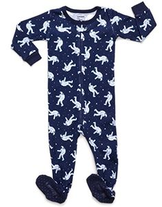 39d0df1d5a Leveret Baby Boys 2015 Footed Sleeper Pajama 100% Cotton (Size 6M-5 Years