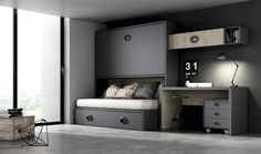 CAMA ABATIBLE HORIZONTAL 44 - CAMAS ABATIBLES