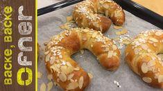 Rezept für ca. Bagel, Doughnut, Food And Drink, Bread, Make It Yourself, Desserts, Foodies, Youtube, Postres