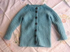 lillebrors cardigan by rare rusk. so sweet.