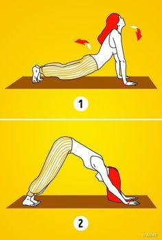 Упражнения, которые помогут проработать все мышцы за 10 минут