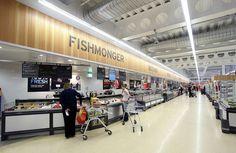 Fresh food counters at Crayford by J Sainsbury, via Flickr