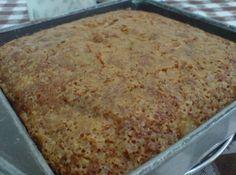 CRUSHED PINEAPPLE TORTE (Cake)