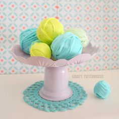 DIY cakestand easy reuse project chep spring craft by craftpatisserie