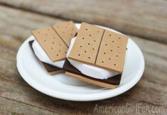 Craft Foam S'mores   Fun Family Crafts