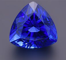 Buy fine loose sapphire gemstones at wholesale prices from one of the largest online catalogs. Custom sapphire jewelry service available. Minerals And Gemstones, Crystals Minerals, Rocks And Minerals, Crystals And Gemstones, Stones And Crystals, Loose Gemstones, Gem Stones, Sapphire Stone, Blue Sapphire