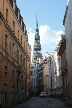 Old Riga by Дмитрий Григорьев on 500px Riga, Louvre, Building, Summer, Travel, Summer Time, Viajes, Buildings, Destinations