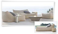 Outdoor furniture for my village on the Mediterranean Sea --- Rooms   Restoration Hardware