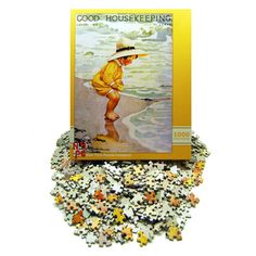 love jigsaw puzzles