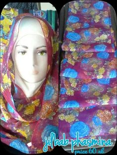 Phasmina hijab