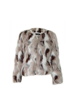 Regalos para todos los gustos (y bolsillos) por menos de 100 euros: Abrigo de pelo sintético de RareLondon.com (72 €)