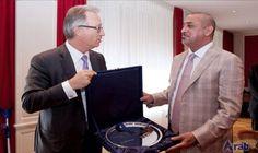 Adviser to UAE President awarded by Switzerland's Mirabaud Group