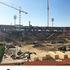 #Rensta #Repost: @lacoliseum via @renstapp   Check out week 5 of our renovation progress! For more information please visit ColiseumRenovation.com