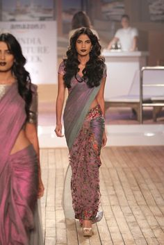 Monisha Jaising - Amazon India Couture Week 2015