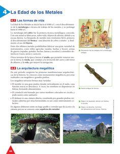 Evaluación 1 curso Reading Practice, Prehistory, Home Schooling, Social Studies, Spanish, The Past, 1, Classroom, Education
