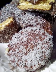 Greek Sweets, Greek Recipes, Chocolate Cake, Tea Time, Biscuits, Sugar, Cookies, Desserts, Cupcakes