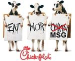 Chick-fil-A: Mike Adam's opinion piece on the idiocy of eating MSG, HFCS, and anti-foaming chemicals