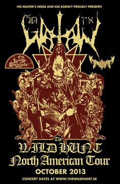 IN SOLITUDE confirm Fall tour with Watain