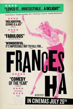 #FrancesHa - para assistir
