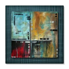 In The Maze II Metal Wall Art ** Check out this great product.
