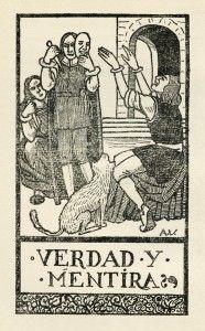 Fig. 25.- A. Vivanco. De la Cueva, M. El Alma de Cervantes. Madrid: Imprenta de…